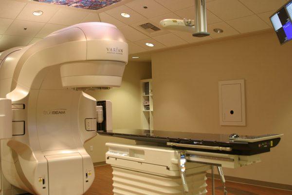 Enloe Cancer Center Linear Accelerator