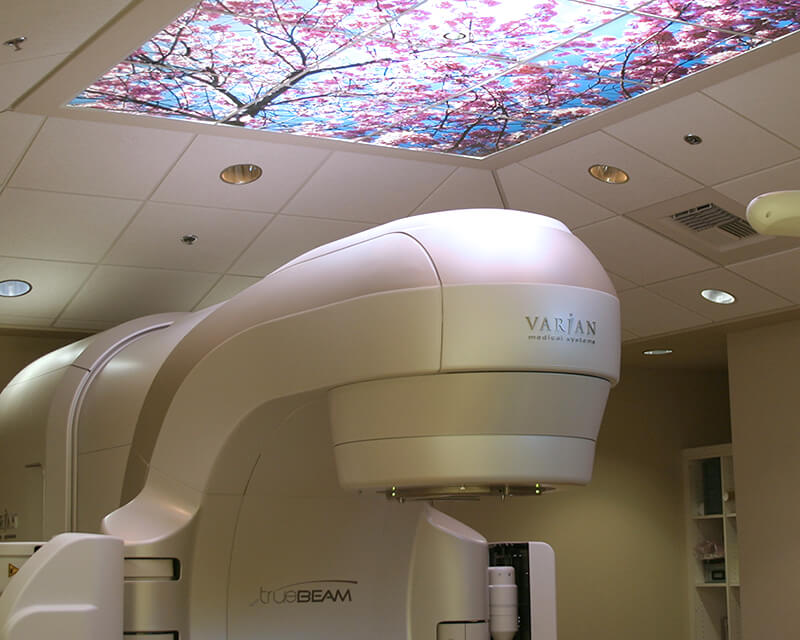 Enloe Cancer Center Linear Accelerator