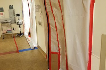 St. Joseph's Medical Center Expansion & Remodel - Infection Control