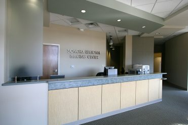 Sonora Regional Diagnostic Imaging Center Lobby